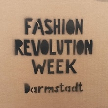 Fashion Revolution Week Darmstadt